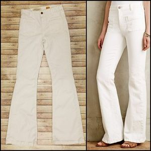 Pilcro White Superscript Jeans